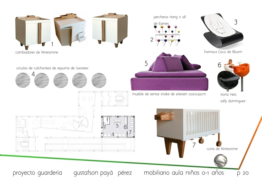Furniture and materials