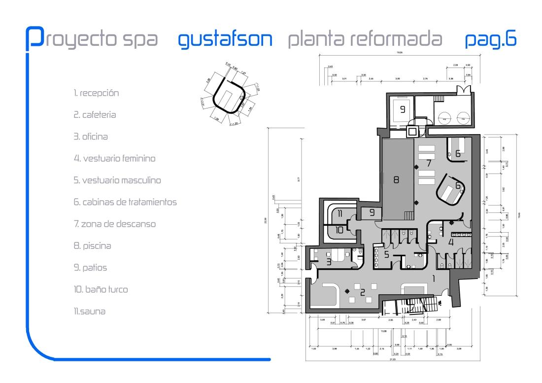 Elaborated floor plan