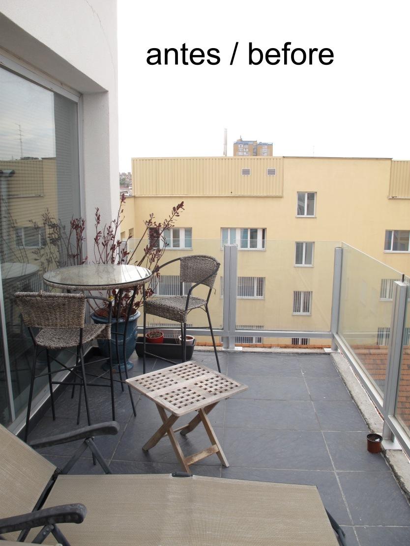 Terrace -before