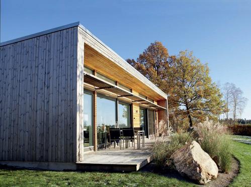 Nuestra casa prefabricada nataliagustafsonblog - Como hacer una casa prefabricada ...