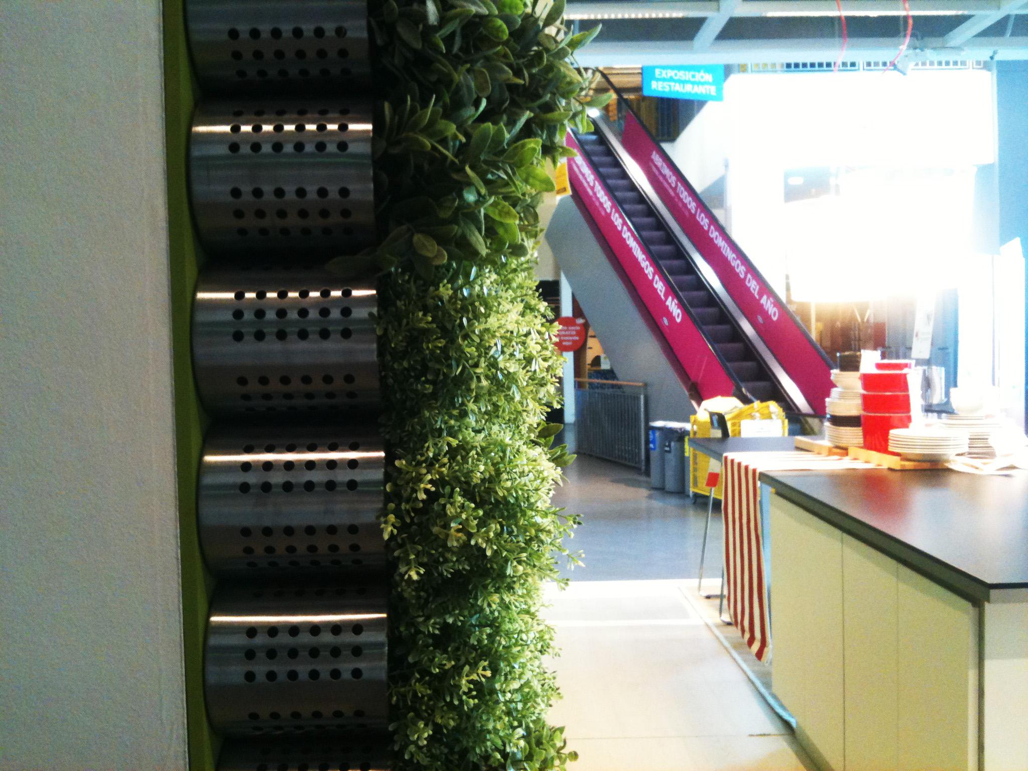 Jardin vertical nataliagustafsonblog for Jardines verticales