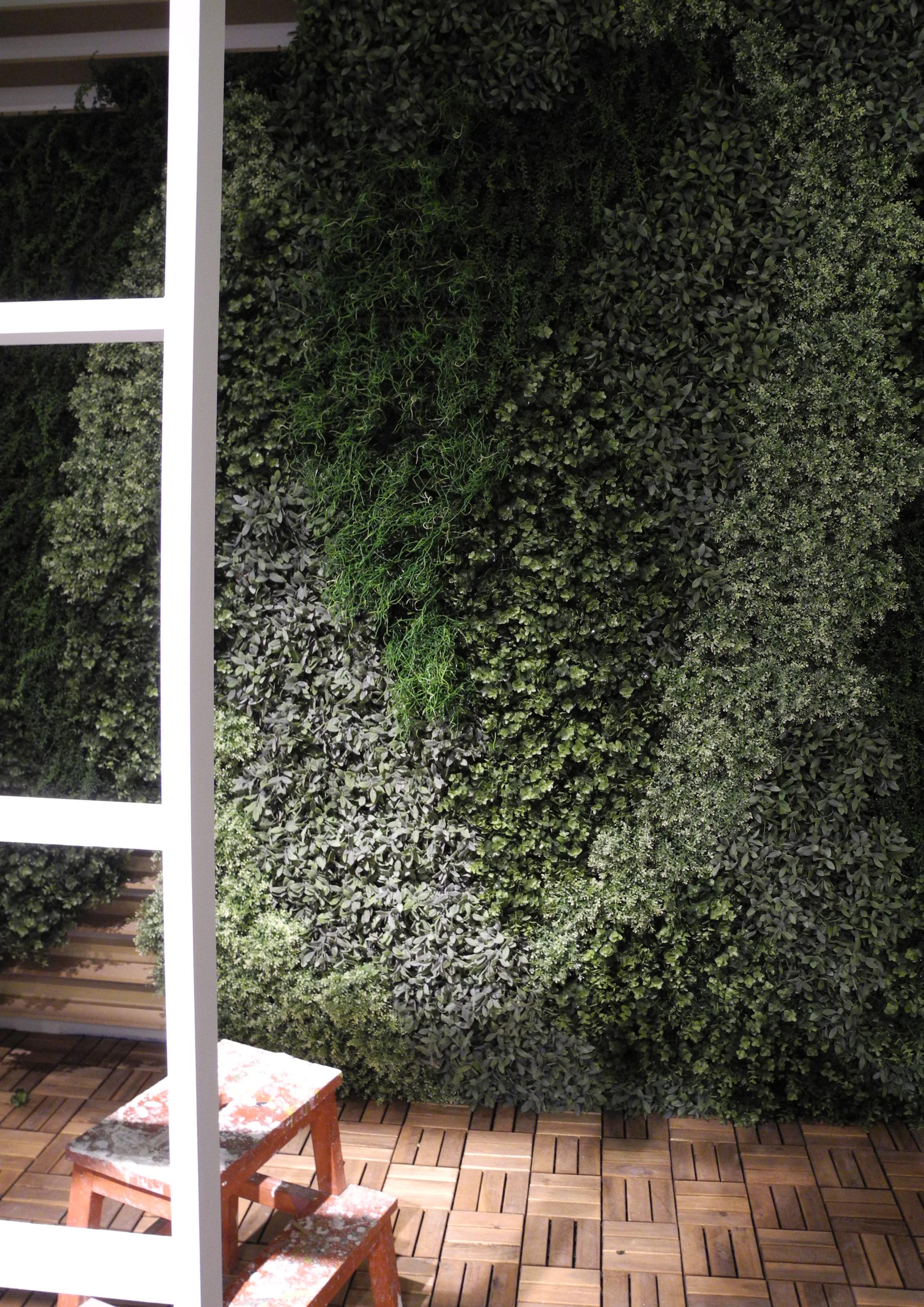 Tu propio jardin vertical nataliagustafsonblog - Jardin verticale ...